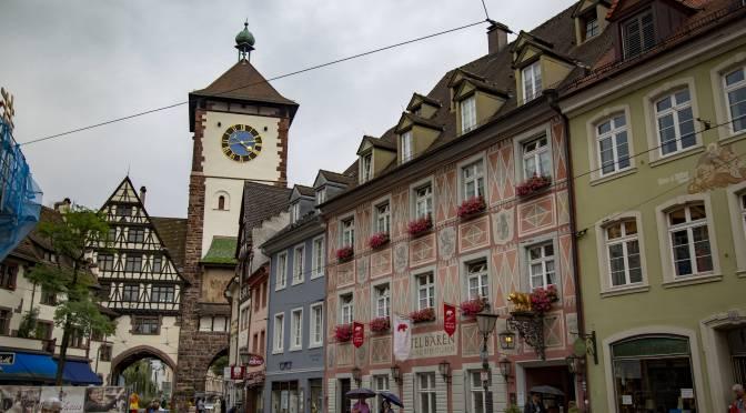 Un mese ad Heidelberg: Friburgo in Brisgovia