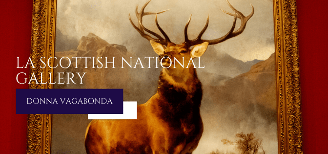 Il Museo del mese di Dicembre: La Scottish National Gallery