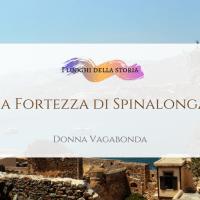 La fortezza di Spinalonga a Kalidon