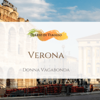 Verona - Arrivo e prima sera