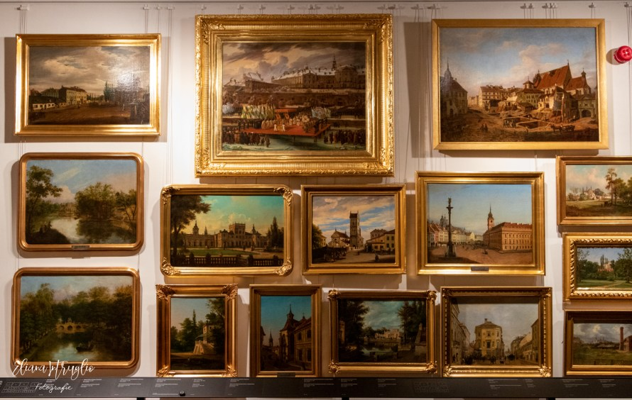 La collezione pittorica
