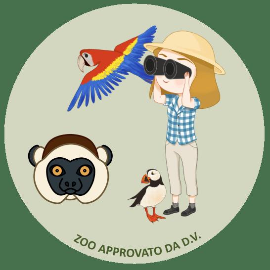 Zoo Approvato da Donna Vagabonda
