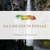 La cascata di Isollaz
