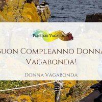 Buon compleanno Donna Vagabonda!