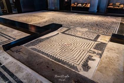 I mosaici della casa del Labirinto