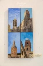 Torre e campanili genovesi