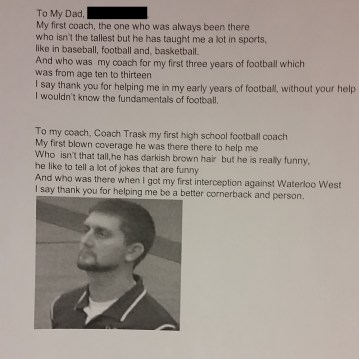 Here's the poems, revised, and even with pictures!