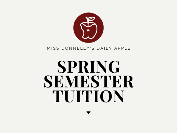spring semester tuition
