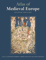 Cover - Atlas of Medieval Europe