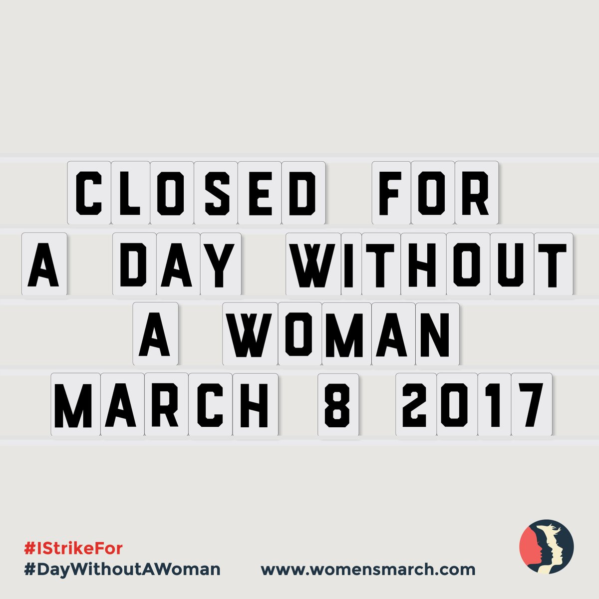 Lotto marzo #daywithoutawoman #nonunadimeno