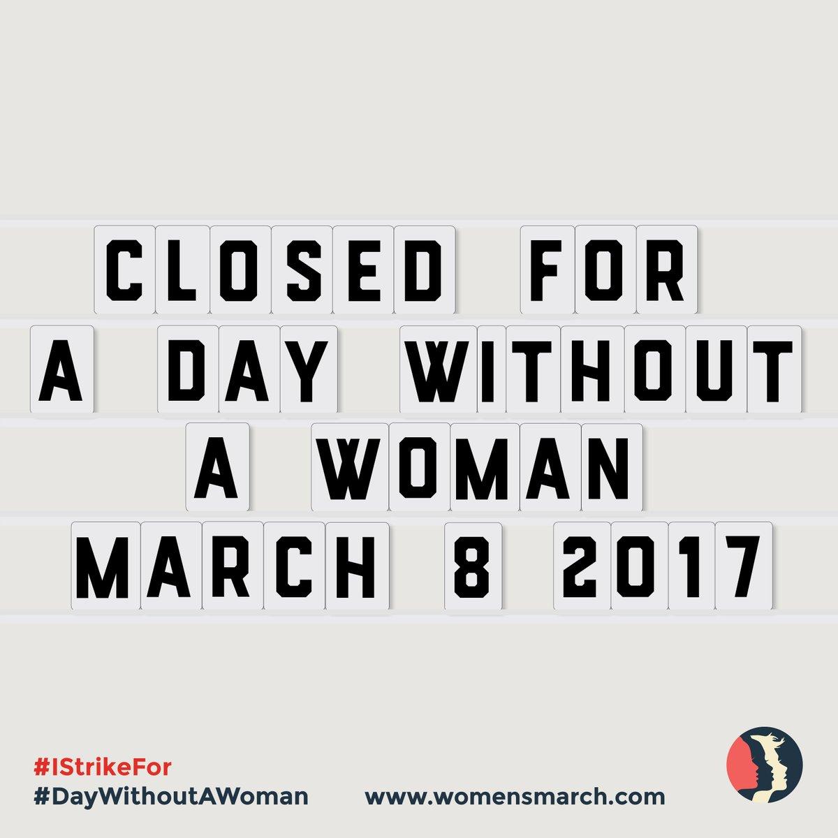 Lotto marzo #daywithoutawoman #nonunadimeno