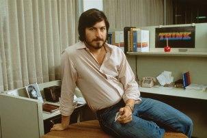 Steve Jobs (quello vero)