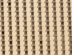 Excalibur hotel facade Las Vegas