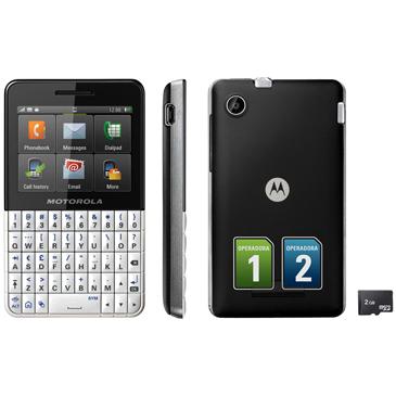 celular Celular Motorola EX119 Com Wi-Fi, Onde Comprar
