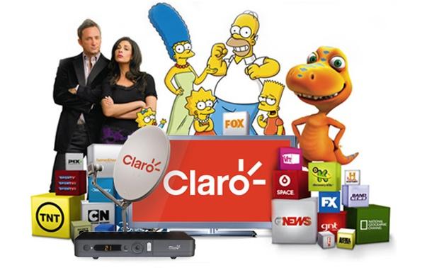 Claro TV Por Assinatura Pacotes Claro TV Por Assinatura, Pacotes