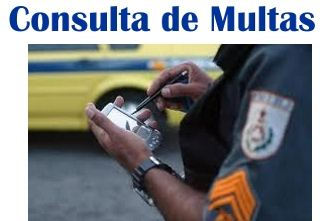 Consultar Multas de Transito No Site do DETRAN Consultar Multas de Transito No Site do DETRAN