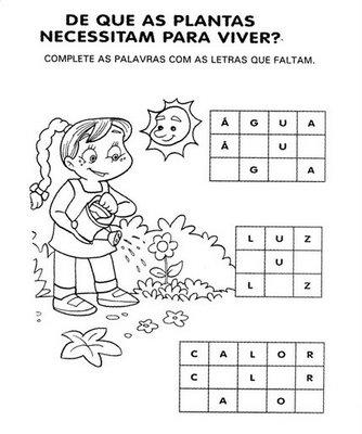 Educação Infantil Atividades Pedagógicas Educação Infantil – Atividades Pedagógicas
