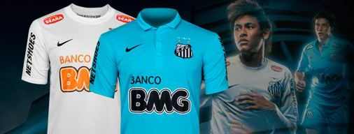 b14f0b8bc Loja Oficial do Santos Futebol Clube