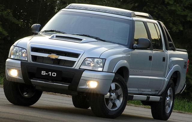 Novos Preços da S10 Modelo 2011 Novos Preços da S10 - Modelo 2011
