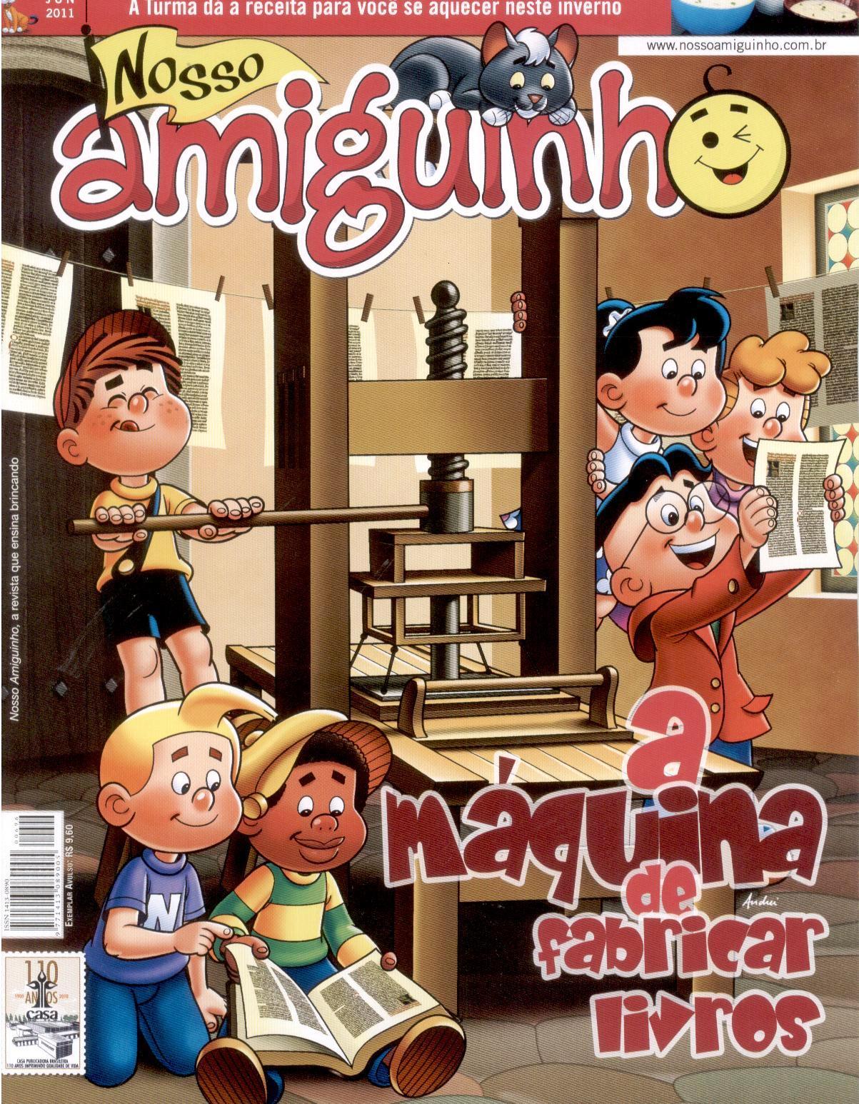 Revista Nosso Amiguinho Assinar Revista Nosso Amiguinho – Assinar