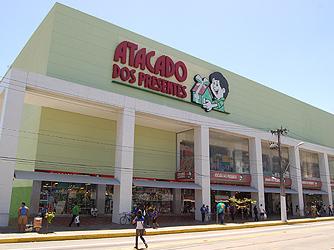 Atacado dos Presentes: Endereço e Telefone das Lojas em Recife