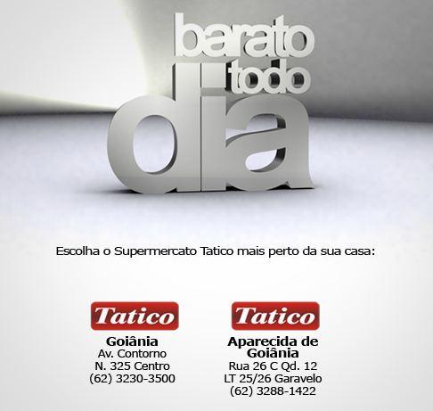 Supermercados Tatico Goiânia Telefone Supermercado Tatico Goiânia – Telefone