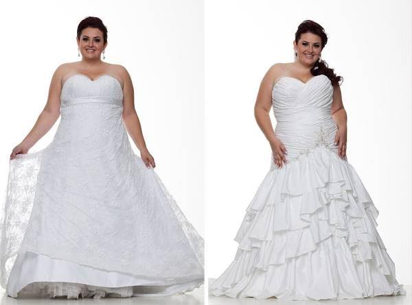 Vestidos de Noivas Para Gordas