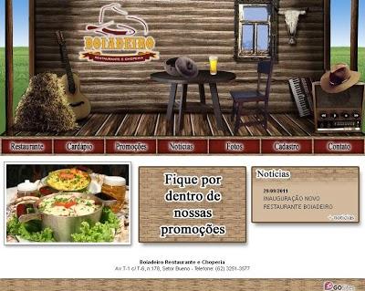 Boiadeiro Restaurante Boiadeiro em Goiânia, Endereço e Telefone