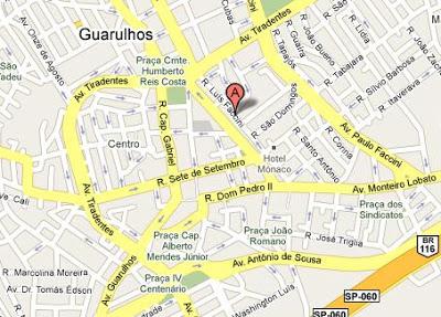 DETRAN 20 20GUARULHOS Detran-SP em Guarulhos, Saiba o Endereço e Telefone