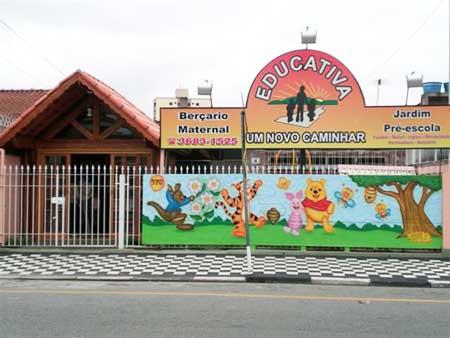 EDUCATIVA Escolas Infantis em Osasco, Endereço e Telefone