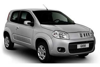 Fiat 2525201 2525202012 Conheça o Novo Fiat Uno Economy 2012, Preço e Fotos
