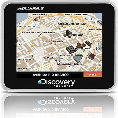 GPS 252520NA 252520SUBMARINO 25252016 GPS Discovery Channel em Promoção, Ponto Frio, Preços