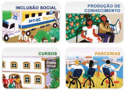 SENAC 20BRASIL3 Unidade Centenário, SENAC, Cursos, Endereço e Telefone, Farol em Maceió