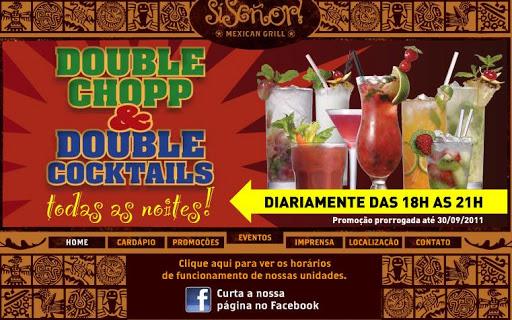 SISENOR Restaurante Mexicano em Santo André, Endereço e Telefone