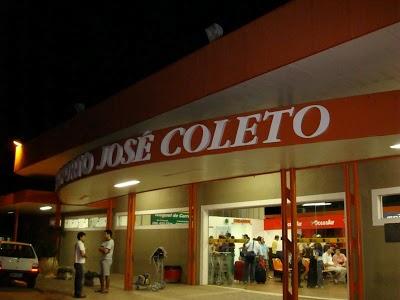 aeroporto 252520jos 2525C3 2525A9 252520coletew Aeroporto de Ji-Paraná/José Coleto, Endereço e Telefone