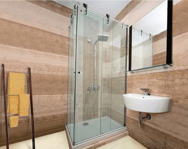 banheiro Onde Comprar Box de Vidro Temperado para Banheiro