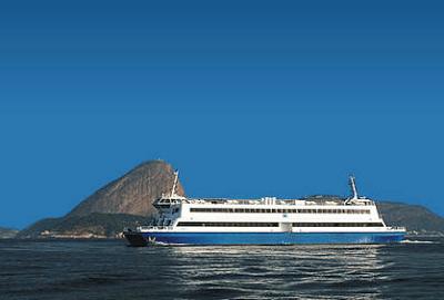 barcas Passagem de Barcas, Horário, Preço da travessia, Catamarã