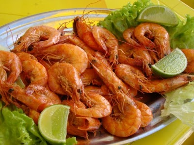 camarao1 Samauma Restaurante em Goiânia, Endereço e Telefone