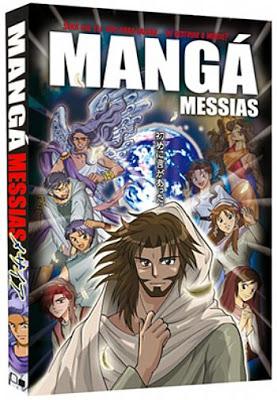 manga 20messias1 Mangá Messias, o Jesus ao estilo do Japão