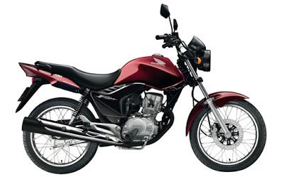 motos honda flex 20111 Nova Moto Honda Flex 2011