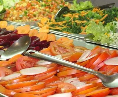 salada1 Restaurante Mariah em Goiânia, Endereço e Telefone