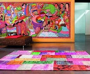 tapetes 252520color Modelos de Tapetes Coloridos Para Quartos