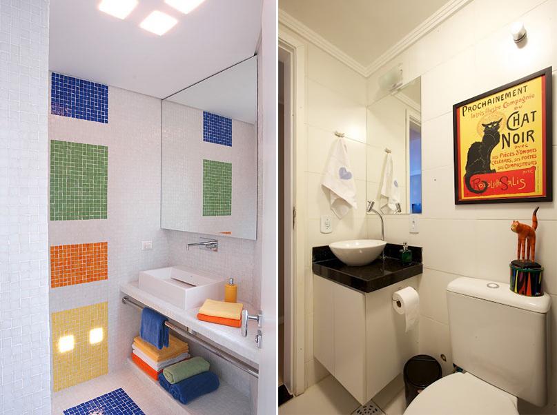 decoracao de banheiro 2013 2 Dicas de Decoração Para Banheiros Grandes