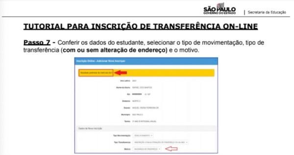 Captura de Tela 2021 03 25 às 10.04.26 Como fazer Transferência Online 2021 São Paulo