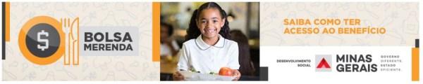 Kit Alimentação 2021. Bolsa merenda, telefone e contato