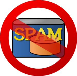 don't scan and spam