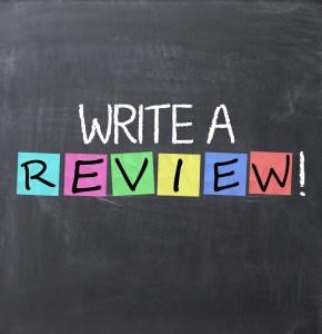writing reviews on Glassdoor