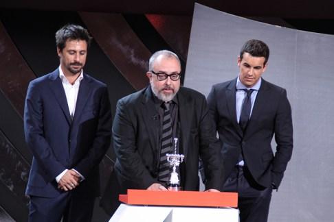 Hugo Silva,Alex de la Iglesia y Mario Casas_0750