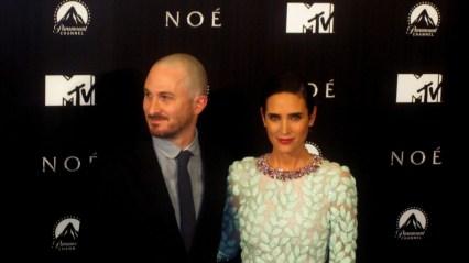 Darren Aronofsky y Jennifer Connelly