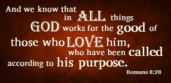 Image result for romans 8 28
